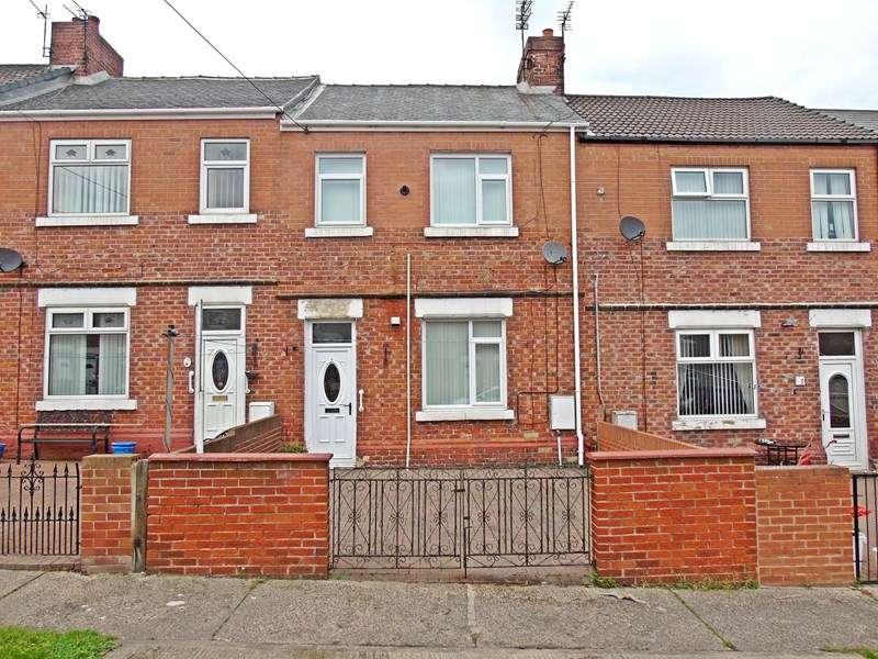 3 Bedrooms Property for sale in Browning Street, Easington, Easington, Durham, SR8 3RY