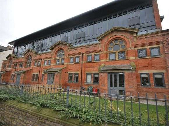 2 Bedrooms Flat for sale in Range Road, Whalley Range, Manchester