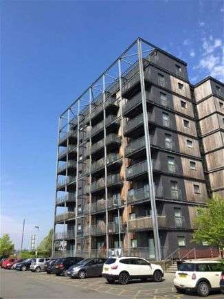 1 Bedroom Flat for sale in The Frame, Sportcity, Openshaw, Manchester