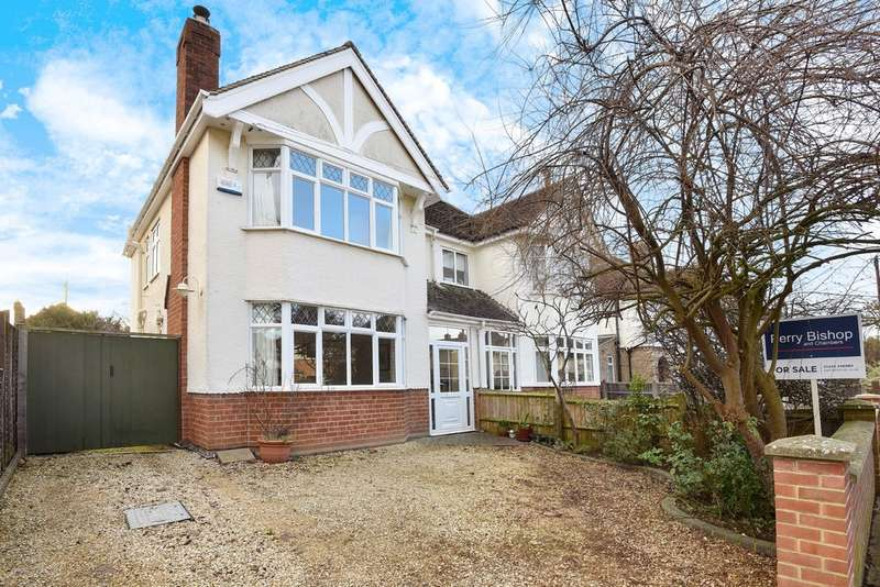 4 Bedrooms Semi Detached House for sale in Eldon Road