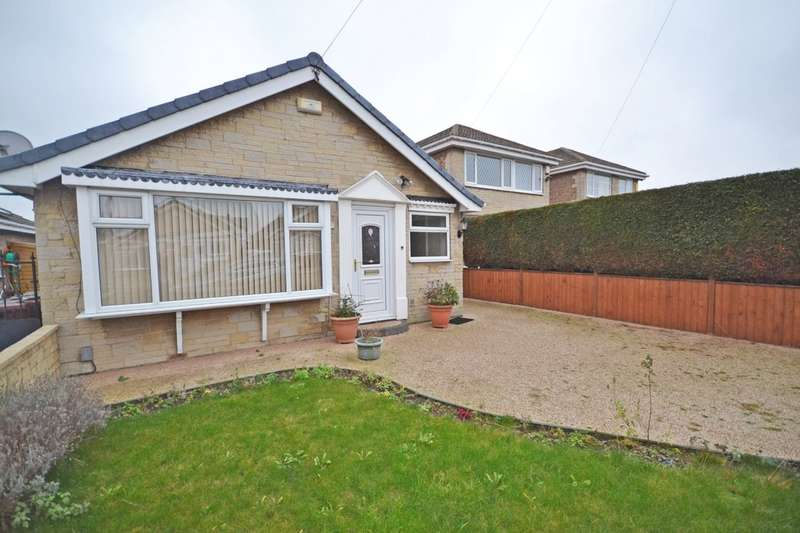 2 Bedrooms Detached Bungalow for sale in Greenfield Way, Wrenthorpe