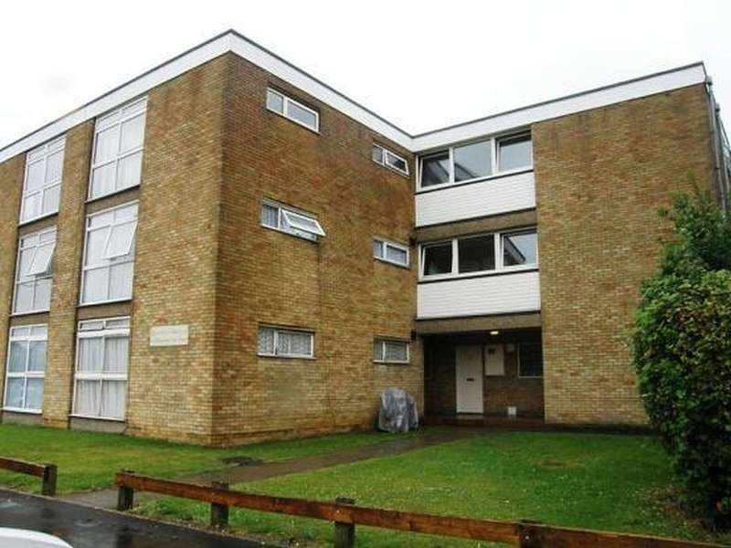 1 Bedroom Studio Flat for sale in Byron Court, 48 Flamstead End Road, Cheshunt, Waltham Cross, Hertfordshire