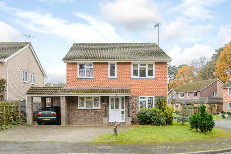 4 Bedrooms Detached House for rent in Woking