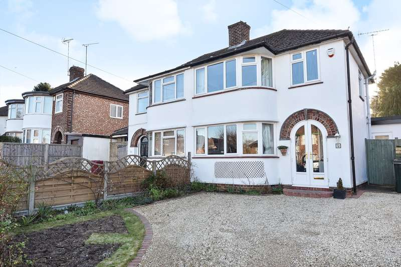 3 Bedrooms Semi Detached House for sale in Windermere Road, Reading, RG2