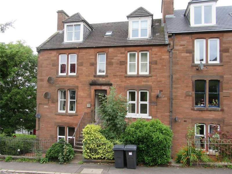 1 Bedroom Flat for rent in 147 Church Street, Dumfries, Dumfries and Galloway, DG2