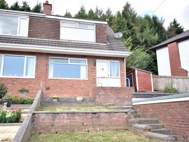 2 Bedrooms House for sale in Hafod Cwnin, Tanerdy, Carmarthen