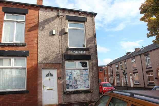 2 Bedrooms Property for sale in Back Nevada Street, Bolton, Lancashire, BL1 3SX