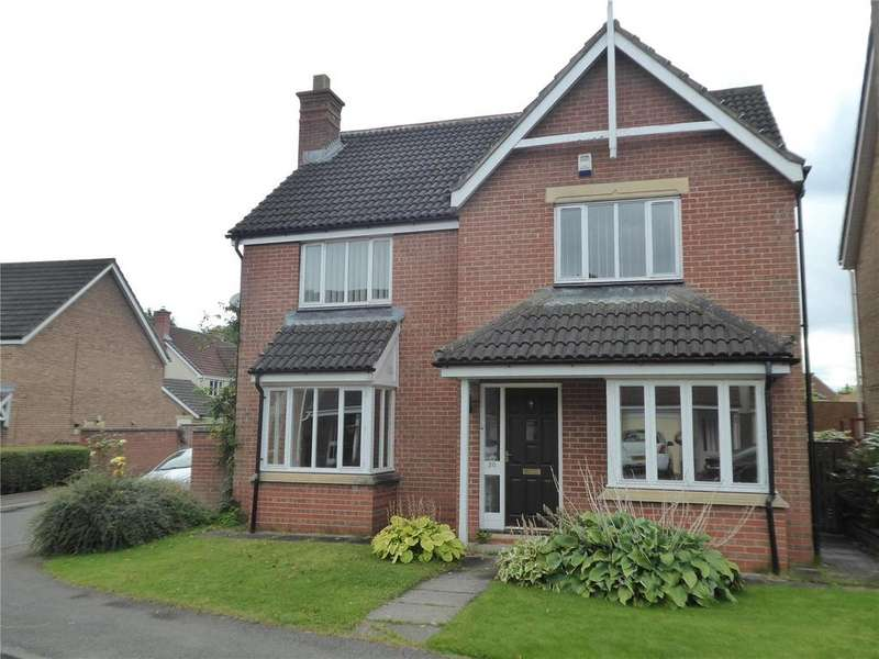 4 Bedrooms Detached House for rent in Haslewood Road, Newton Aycliffe, County Durham, DL5