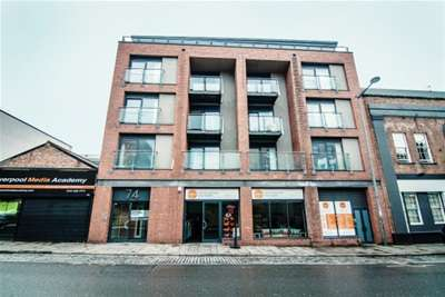 2 Bedrooms Flat for rent in The Spectrum, 74 Duke Street, L1