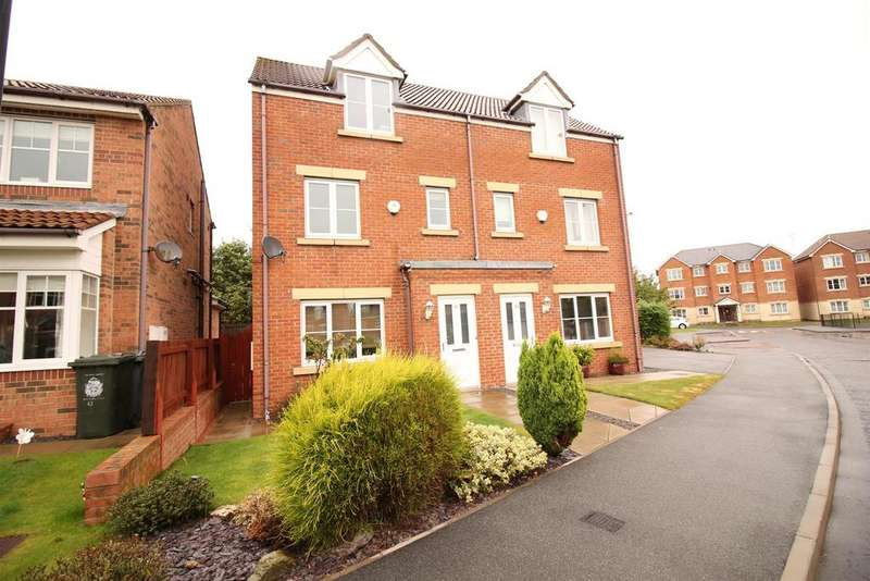 3 Bedrooms Town House for sale in Haydon Drive, Wallsend