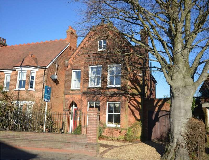 6 Bedrooms Detached House for sale in Fairlight House, 79 Dunmow Road, Bishop's Stortford
