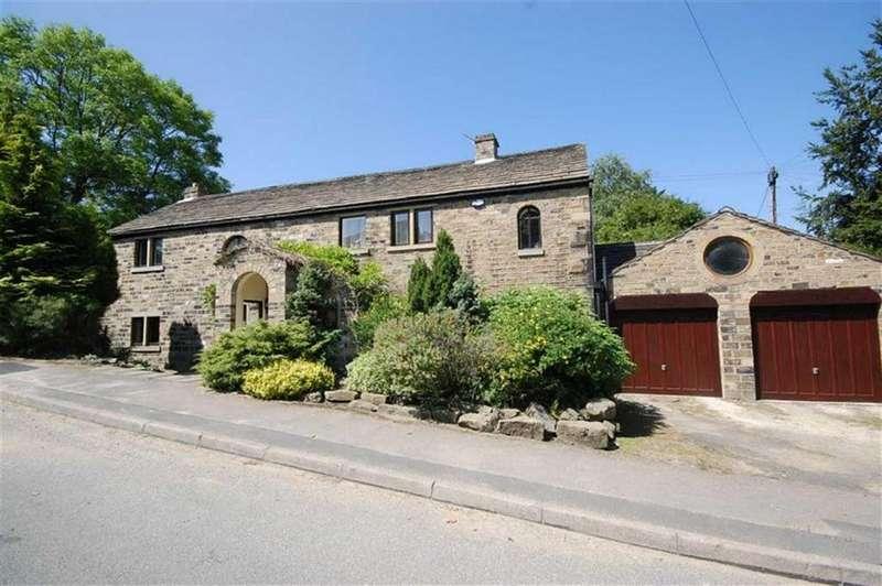 5 Bedrooms Detached House for sale in Rowley Lane, Fenay Bridge, Huddersfield, HD8