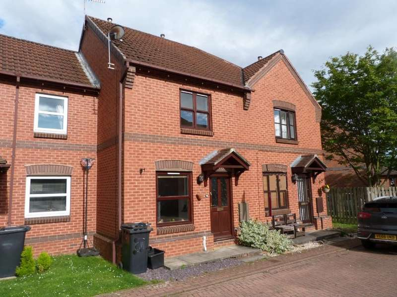 2 Bedrooms Town House for sale in 64 Station Drive Ripon HG4 1JA