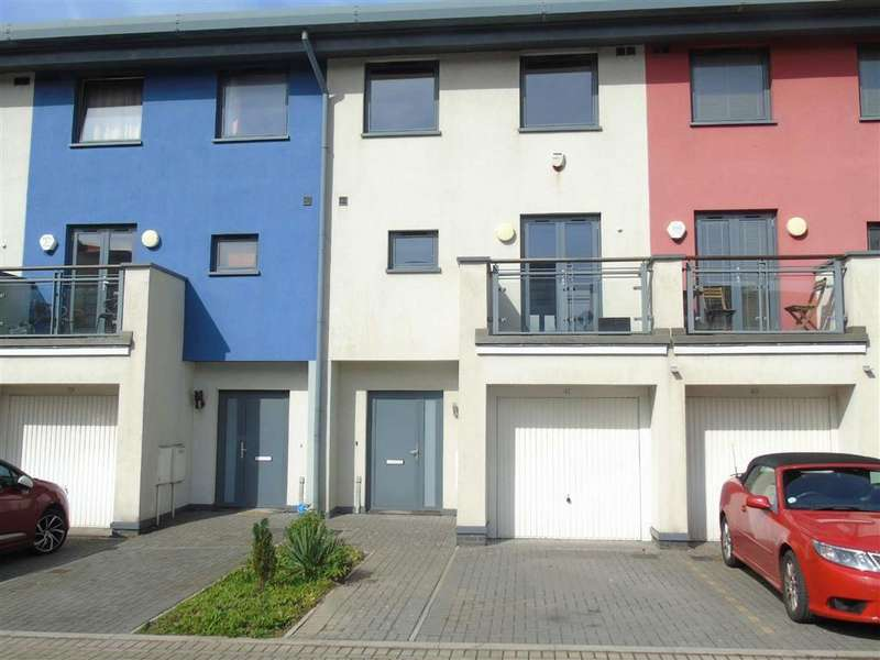 4 Bedrooms Town House for sale in St Margarets Court, Maritime Quarter, Swansea