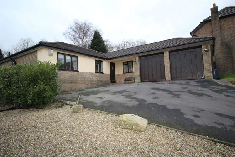 3 Bedrooms Detached House for sale in Applecross Drive, Burnley, BB10