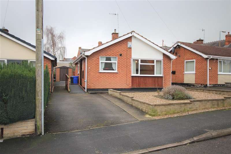 2 Bedrooms Bungalow for sale in Grenville Drive, Ilkeston