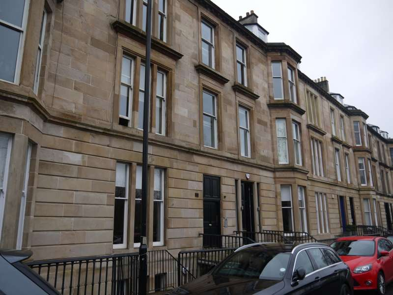 1 Bedroom Flat for sale in 7B Parkgrove Terrace, Glasgow, G3 7SD