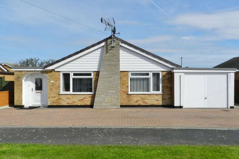 3 Bedrooms Detached Bungalow for sale in The Meadows, Trusthorpe, Mablethorpe, LN12