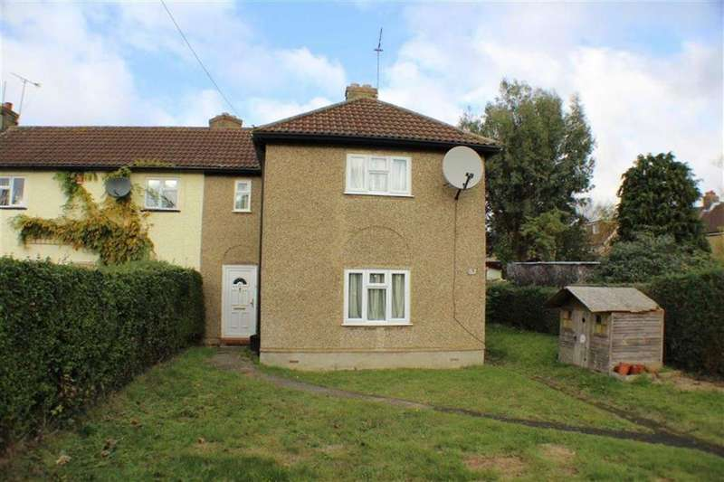 3 Bedrooms End Of Terrace House for sale in North Cottages, St Albans, Hertfordshire