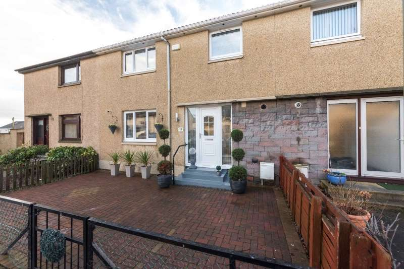 3 Bedrooms Terraced House for sale in Campview, Danderhall, Dalkeith, EH22 1QD
