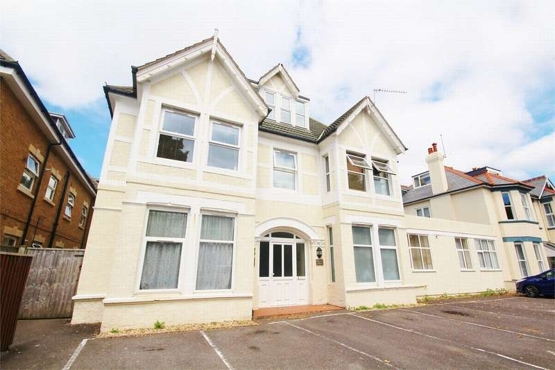 2 Bedrooms Flat for sale in Marsden House, 48 Westby Road, Bournemouth, Dorset
