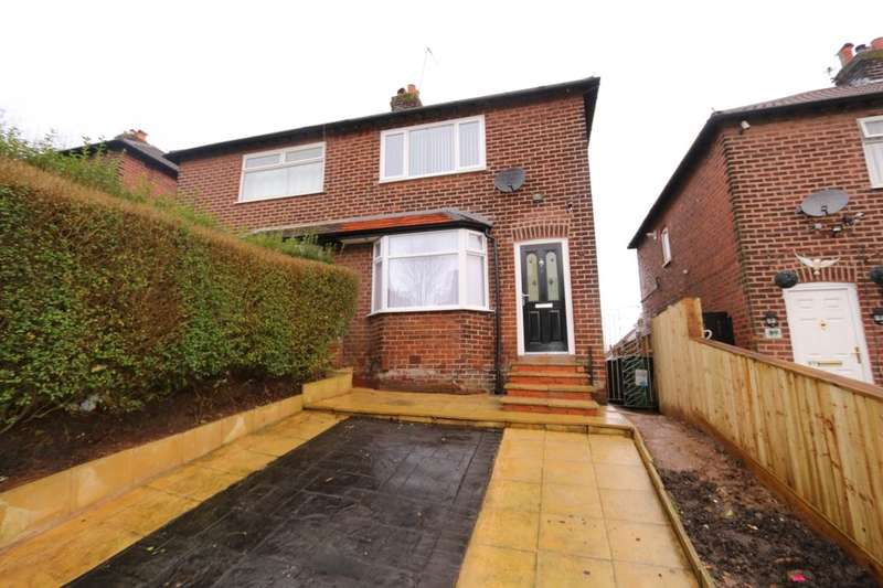 2 Bedrooms Semi Detached House for rent in Mill Lane, Denton, Manchester, M34