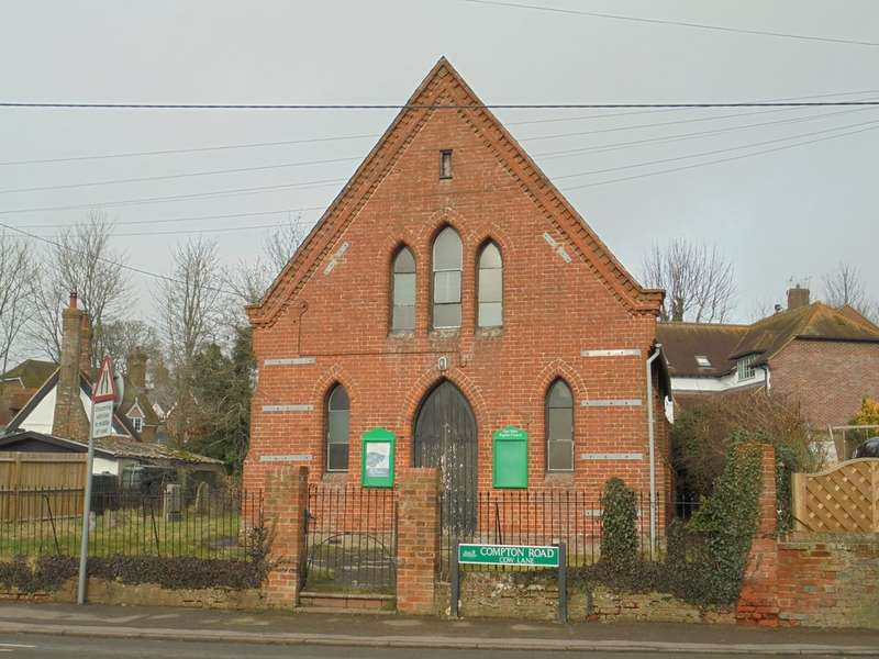 Commercial Development for sale in Former Baptist Church, Compton Road, East Ilsley, Newbury, Berkshire, RG20 7LH