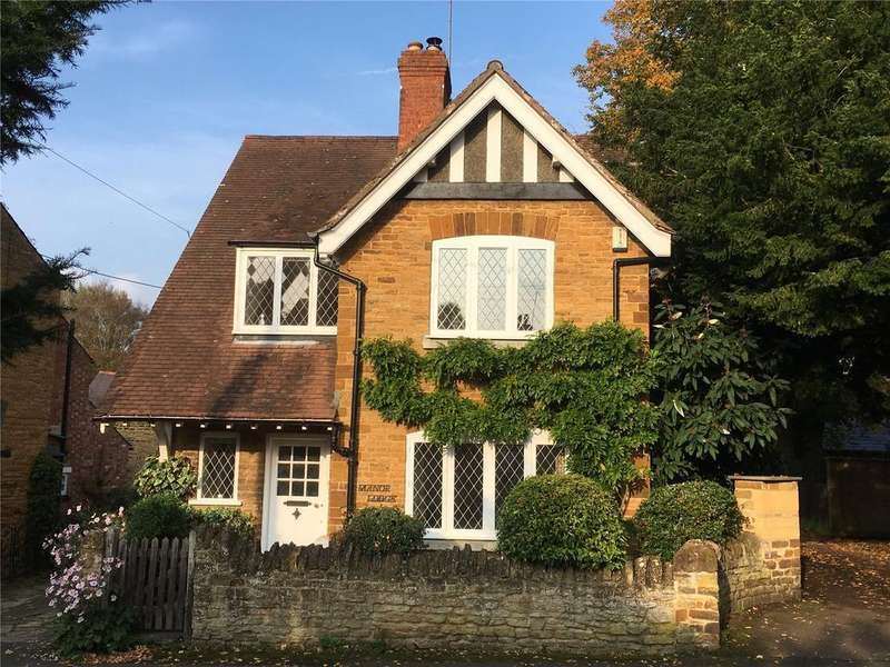 3 Bedrooms Detached House for rent in Manor Road, Pitsford, Northamptonshire, NN6