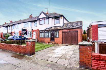 3 Bedrooms Semi Detached House for sale in Watling Avenue, Litherland, Liverpool, Merseyside, L21