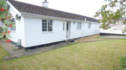 3 Bedrooms Bungalow for sale in Nant Y Felin, Pentraeth, Anglsey, North Wales, LL75
