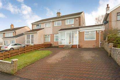4 Bedrooms Semi Detached House for sale in Oxford Avenue, Gourock