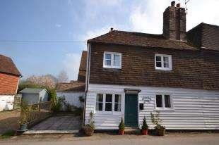 2 Bedrooms Semi Detached House for sale in Ham Lane, Burwash, Etchingham, East Sussex