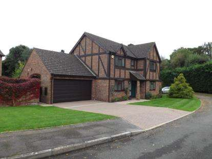 4 Bedrooms Detached House for sale in Boorley Green, Southampton, Hampshire