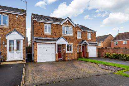 3 Bedrooms Detached House for sale in Partridge Mill, Pelsall, Walsall, West Midlands