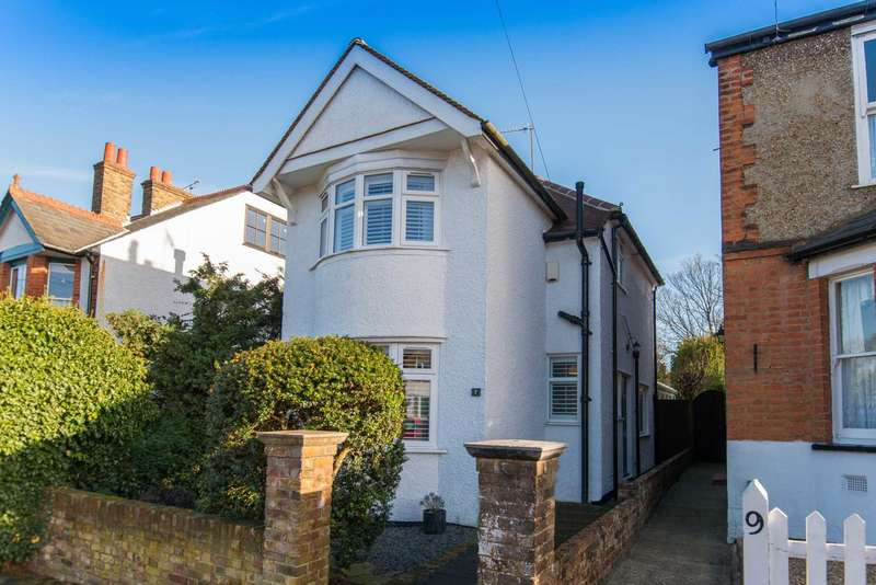 3 Bedrooms Detached House for sale in Merry Hill Mount, Merry Hill
