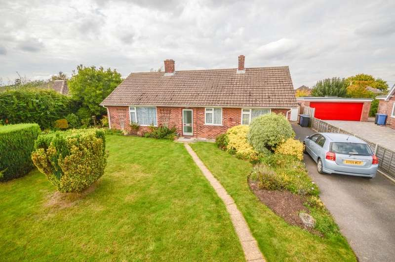 3 Bedrooms Detached Bungalow for sale in Whitesfield, East Bergholt