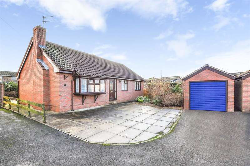3 Bedrooms Detached House for sale in Manor Farm Close, Brayton, Selby, YO8 9QX