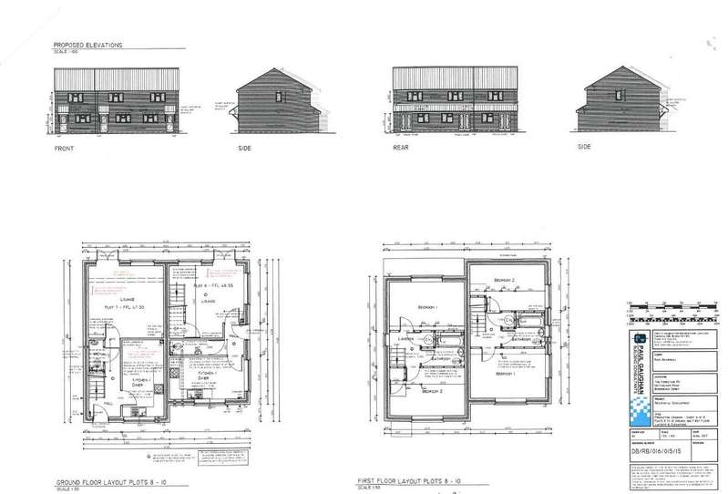 2 Bedrooms Terraced House for sale in The Foresters Public House Site, Barrons Way, Borrowash