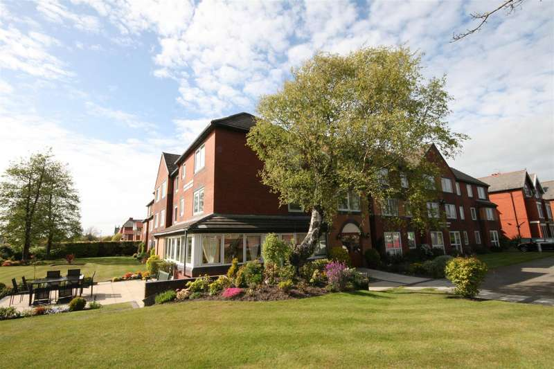 1 Bedroom Retirement Property for sale in Homelinks House, Clifton Dr, Ansdell, Lytham St. Annes