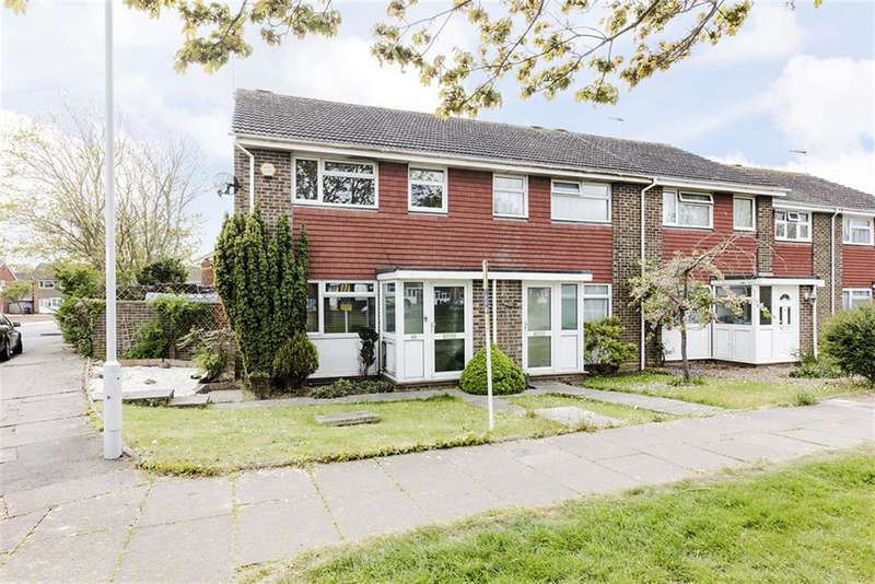 3 Bedrooms End Of Terrace House for rent in Edmonton Road , Durrington, West Sussex, BN13 2TB