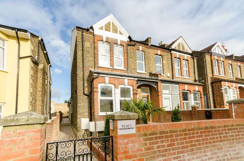 2 Bedrooms Maisonette Flat for sale in Auckland Hill, West Norwood, SE27