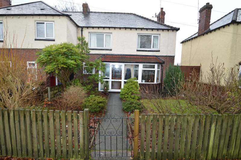 3 Bedrooms Semi Detached House for sale in Bury Old Road, Prestwich, Manchester, M25