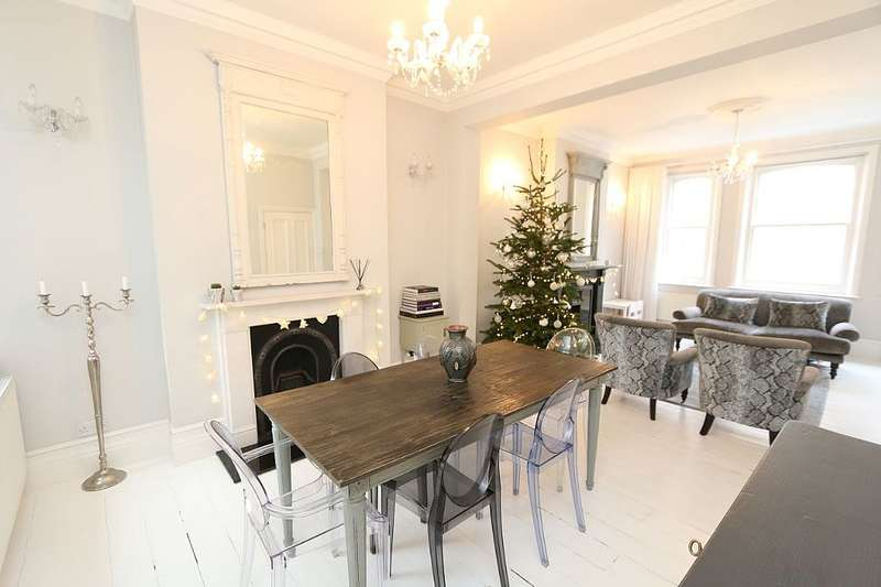 3 Bedrooms Apartment Flat for sale in Church Road, Crystal Palace, London, SE19