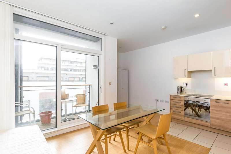 1 Bedroom Flat for sale in This Space, Vauxhall, SW8