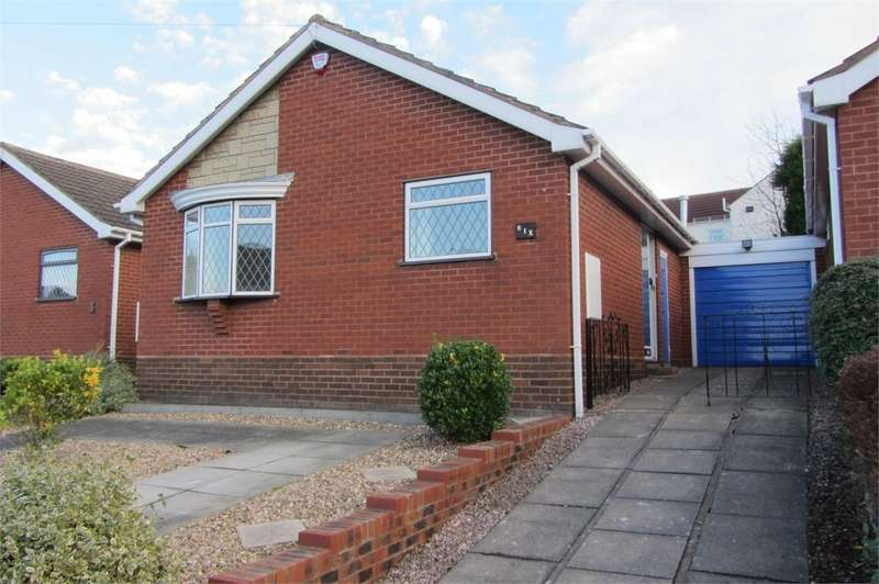 2 Bedrooms Detached Bungalow for rent in Morvale Gardens, Stourbridge, DY9