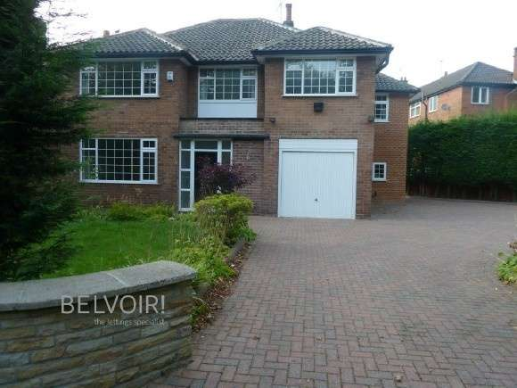 4 Bedrooms Detached House for rent in Singleton Drive, Salford