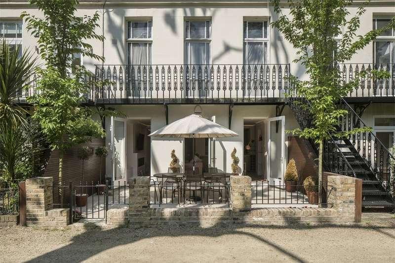 3 Bedrooms Flat for sale in WARRINGTON CRESCENT, LITTLE VENICE, LONDON