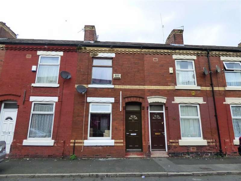 2 Bedrooms Terraced House for sale in Newport Street, Rusholme, Manchester, M14
