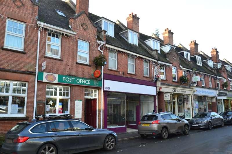Commercial Development for sale in 35 Brookley Road, Brockenhurst, SO42 7RB