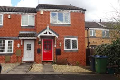 2 Bedrooms House for rent in Mistletoe Drive, Walsall, WS5 4SW